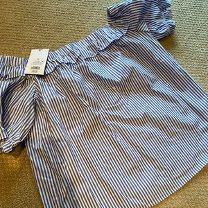 NWT Vineyard Vine for Target blouse size M